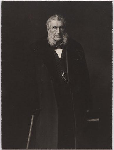 John Bigelow. Sitter: John Bigelow, 25 Nov 1817 – 19 Dec 1911. Date: 1900s. Record ID: npg_NPG.93.388.5.