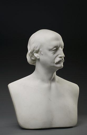 Benjamin Franklin Butler. Sitter: Benjamin Franklin Butler, 5 Nov 1818 – 11 Jan 1893. Date: 1880s. Record ID: npg_NPG.73.1.