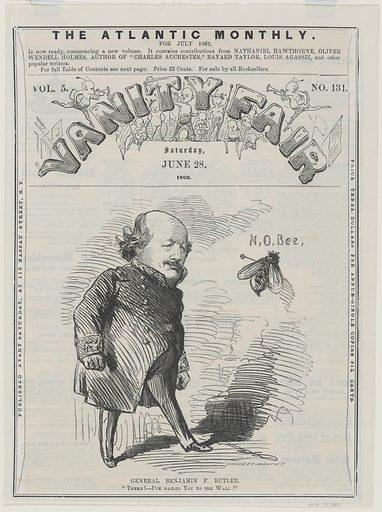 Benjamin Franklin Butler. Sitter: Benjamin Franklin Butler, 5 Nov 1818 – 11 Jan 1893. Date: 1880s. Record ID: npg_NPG.78.254.