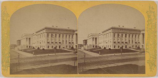 Patent Office. Date: 1870s. Record ID: npg_NPG.POB15.