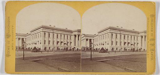 Views of Washington and Vicinity. Date: 1870s. Record ID: npg_NPG.POB47.
