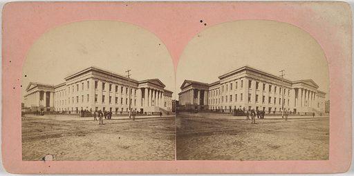 Patent Office. Date: 1860s. Record ID: npg_NPG.POB56.