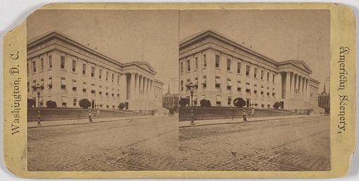 Patent Office. Date: 1870s. Record ID: npg_NPG.POB69.