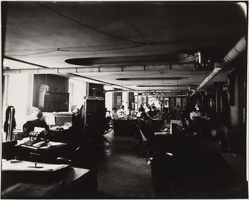 Patent Office. Date: 1900s. Record ID: npg_NPG.POB110.
