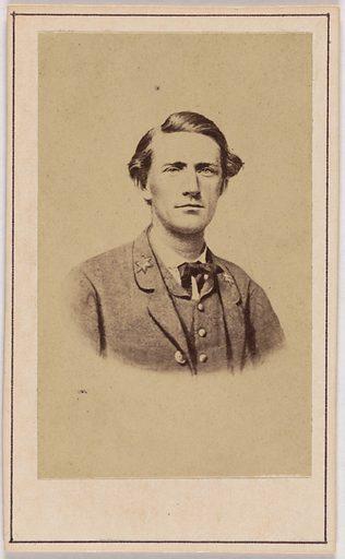 John Singleton Mosby. Sitter: John Singleton Mosby, 6 Dec 1833 – 30 May 1916. Date: 1880s. Record ID: npg_NPG.2013.127.