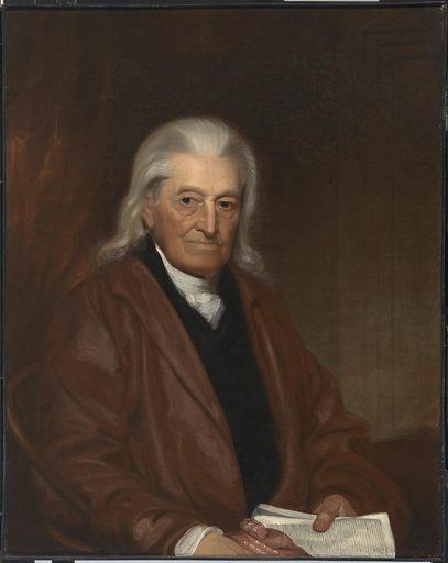 William Samuel Johnson. Sitter: William Samuel Johnson, 7 Oct 1727 – 14 Nov 1819. Date: 1800s. Record ID: npg_NPG.72.20.