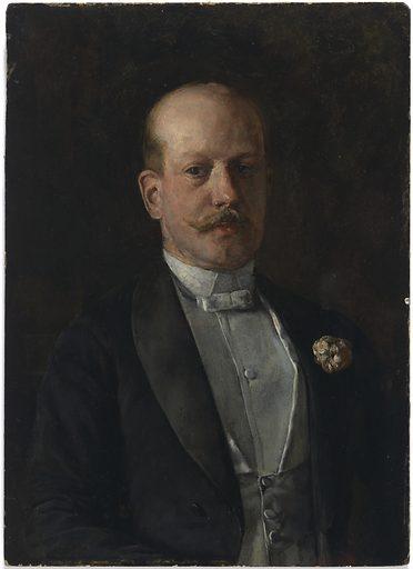 Thomas Benedict Clarke. Sitter: Thomas Benedict Clarke, 11 Dec 1848 – 18 Jan 1931. Date: 1880s. Record ID: npg_NPG.89.202.