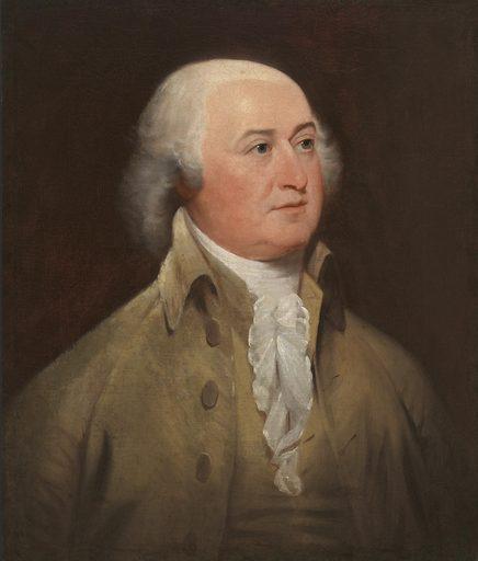 John Adams. Sitter: John Adams, 30 Oct 1735 – 4 Jul 1826. Date: 1790s. Record ID: npg_NPG.75.52.