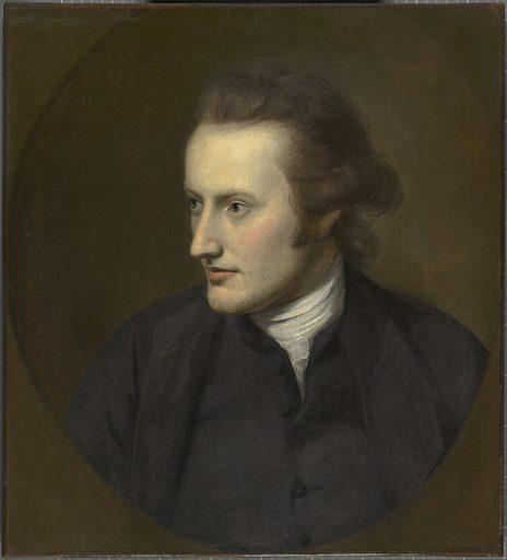 David Ramsay. Sitter: David Ramsay, 2 Apr 1749 – 8 May 1815. Date: 1770s. Record ID: npg_NPG.2014.80.