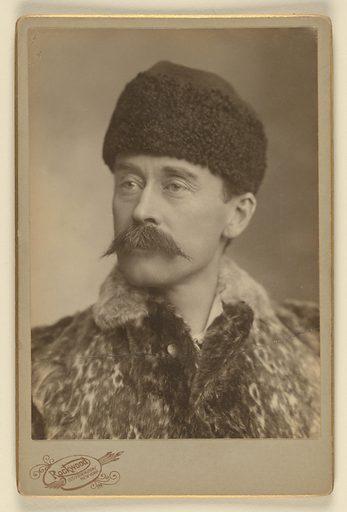Robert Edwin Peary. Sitter: Robert Edwin Peary, 6 May 1856 – 2 Feb 1920. Date: 1900s. Record ID: npg_NPG.80.74.