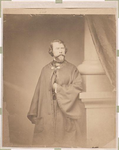 Nathaniel Parker Willis. Sitter: Nathaniel Parker Willis, 20 Jan 1806 – 20 Jan 1867. Date: 1850s. Record ID: npg_NPG.77.150.