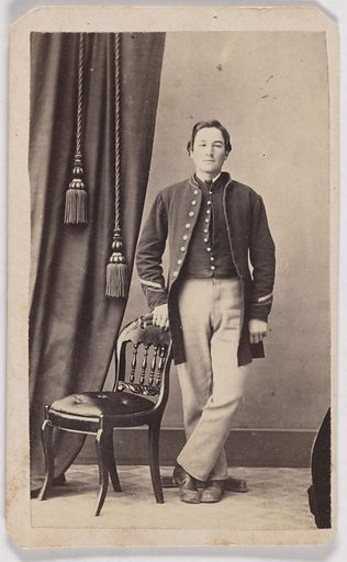 Abraham Anderson. Sitter: Abraham Anderson. Date: 1880s. Record ID: npg_S_NPG.79.246.179.