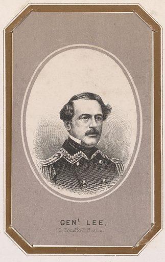 Robert E. Lee. Sitter: Robert Edward Lee, 19 Jan 1807 – 12 Oct 1870. Date: 1880s. Record ID: npg_NPG.83.7.B.