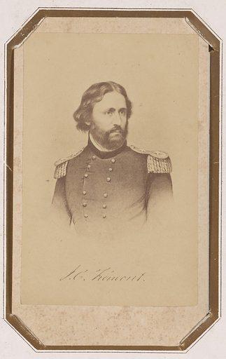 John Charles Frémont. Sitter: John Charles Frémont, 21 Jan 1813 – 13 Jul 1890. Date: 1880s. Record ID: npg_NPG.83.7.QQ.