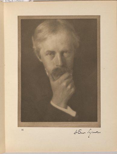 Arthur Symons. Sitter: Arthur Symons, 28 Feb 1865 – 22 Jan 1945. Date: 1900s. Record ID: npg_S_NPG.87.288.K.