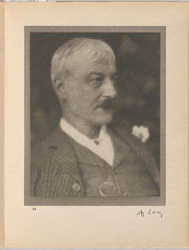 Andrew Lang. Sitter: Andrew Lang, 31 Mar 1844 – 20 Jul 1912. Date: 1900s. Record ID: npg_S_NPG.87.288.C.