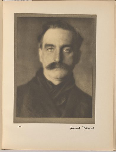 Frederic Herbert Trench. Sitter: Frederic Herbert Trench, 12 Nov 1865 – 11 Jun 1923. Date: 1910s. Record ID: npg_S_NPG.87.288.Y.