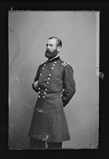 Fitz John Porter. Sitter: Fitz John Porter, 31 Aug 1822 – 21 May 1901. Date: 1880s. Record ID: npg_NPG.81.M274.