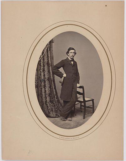 Robert Kennicott. Sitter: Robert Kennicott, 13 Nov 1835 – 13 May 1866. Date: 1850s. Record ID: npg_S_NPG.78.117.