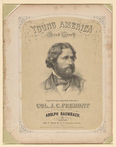 John Charles Fremont. Sitter: John Charles Frémont, 21 Jan 1813 – 13 Jul 1890. Date: 1880s. Record ID: npg_NPG.81.34.