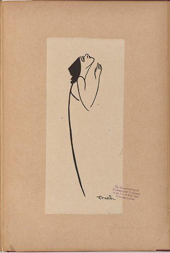 Alla Nazimova. Sitter: Alla Nazimova, 4 Jun 1878 – 13 Jul 1945. Date: 1920s. Record ID: npg_NPG.84.229.19.