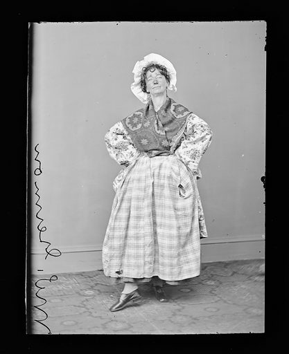 Mrs. Greene C. Germon [Jane Andrews]. Sitter: Jane Andrews Germon, 1821 – 10 Aug 1909. Date: 1860s. Record ID: npg_NPG.81.M228.