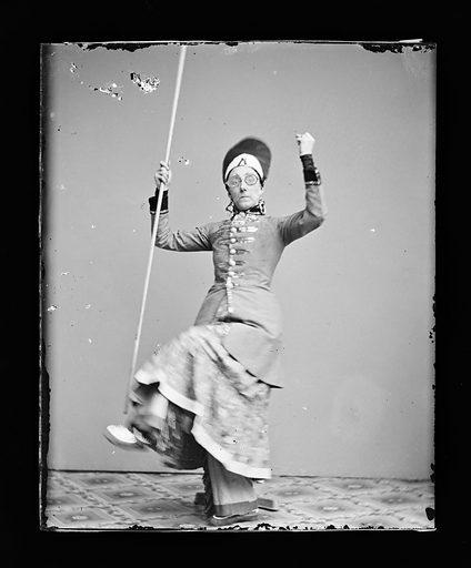 Mrs. George H. Gilbert [Anne Jane Hartley]. Sitter: Anne Hartley Gilbert, 1821 – 1904. Date: 1860s. Record ID: npg_NPG.81.M229.