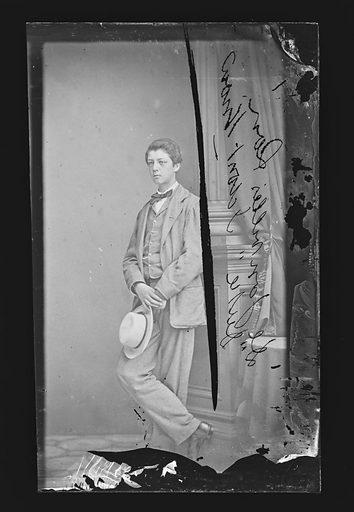 Son of Prince de Joinville. Sitter: Pierre Philippe Jean Marie d'Orleans, 04 Nov 1845 – 17 Jul 1919. Date: 1880s. Record ID: npg_NPG.81.M981.