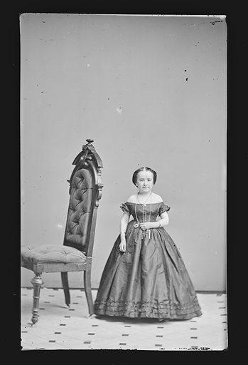 Suzie Reed. Sitter: Suzie Reed. Date: 1860s. Record ID: npg_NPG.81.M1749.