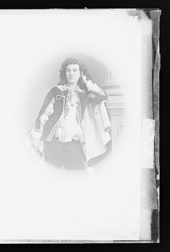 Isabella Hinckley. Sitter: Isabella Hinckley, 1840 – 1862. Date: 1860s. Record ID: npg_NPG.81.M3433.3.