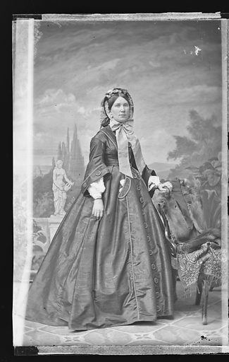 Jerusha Wilcox Sturgis. Sitter: Jerusha Wilcox Sturgis, 1827 – 05 Jul 1915. Date: 1860s. Record ID: npg_NPG.81.M3587.1.