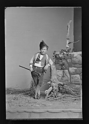 G. W. M. Nutt. Sitter: George Washington Morrison Nutt, 01 Apr 1848 – 25 May 1881. Date: 1860s. Record ID: npg_NPG.81.M3611.1.