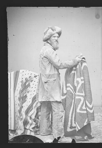 William Frederick Milton Arny. Sitter: William Frederick Milton Arny, 09 May 1813 – 18 Sep 1881. Date: 1860s. Record ID: npg_NPG.81.M3859.1.