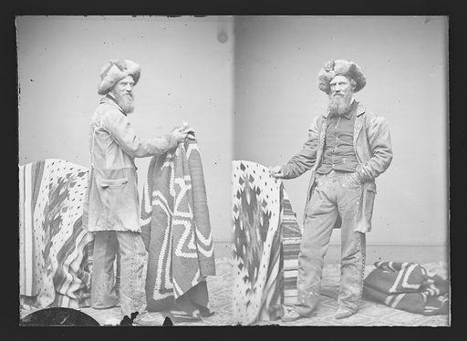 William Frederick Milton Arny. Sitter: William Frederick Milton Arny, 09 May 1813 – 18 Sep 1881. Date: 1860s. Record ID: npg_NPG.81.M3859.2.