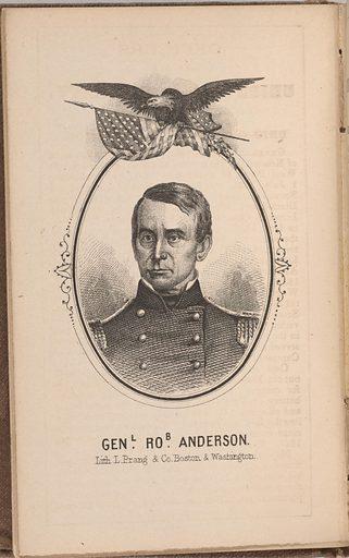 Robert A. Anderson. Sitter: Robert A. Anderson, 14 Jun 1805 – 26 Oct 1871. Date: 1880s. Record ID: npg_NPG.80.119.a.