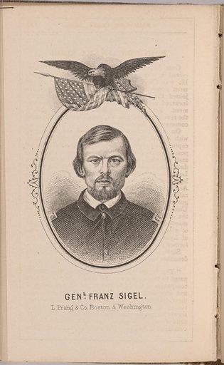 Franz Sigel. Sitter: Franz Sigel, 18 Nov 1824 – 21 Aug 1902. Date: 1880s. Record ID: npg_NPG.80.119.s.