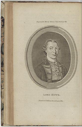 Earl Richard Howe. Sitter: Earl Richard Howe, 1726 – 1799. Date: 1770s. Record ID: npg_S_NPG.75.28.2.b.
