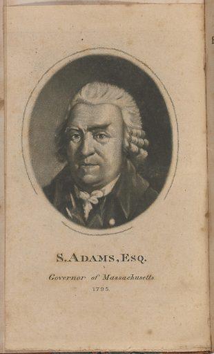 Samuel Adams. Sitter: Samuel Adams, 27 Sep 1722 – 2 Oct 1803. Date: 1800s. Record ID: npg_NPG.80.184.4.A.