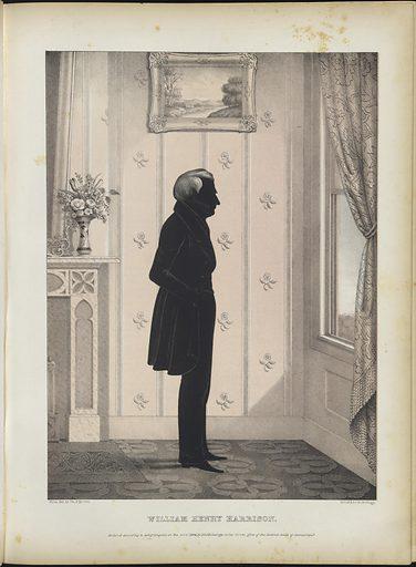 William Henry Harrison. Sitter: William Henry Harrison, 9 Feb 1773 – 4 Apr 1841. Date: 1840s. Record ID: npg_NPG.80.276.G.