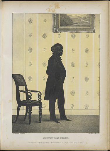 Martin Van Buren. Sitter: Martin Van Buren, 5 Dec 1782 – 24 Jul 1862. Date: 1840s. Record ID: npg_NPG.80.276.M.