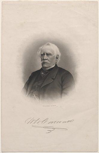 W.W. Corcoran. Sitter: William Wilson Corcoran, 27 Dec 1798 – 24 Feb 1888. Date: 1880s. Record ID: npg_NPG.2019.75.