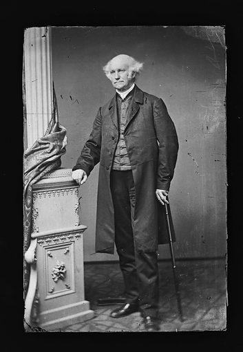 Charles P. McIlvaine. Sitter: Charles Pettit McIlvaine, 1799 – 1873. Date: 1860s. Record ID: npg_NPG.81.M1114.