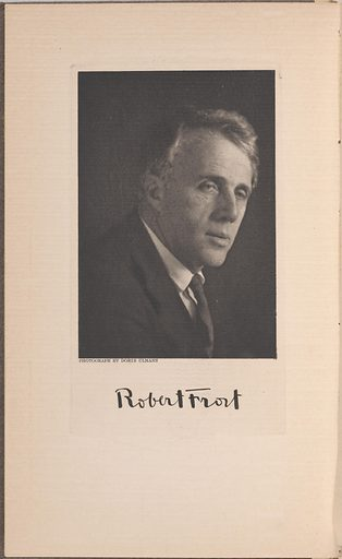 Robert Lee Frost. Sitter: Robert Lee Frost, 26 Mar 1874 – 29 Jan 1963. Date: 1920s. Record ID: npg_S_NPG.77.80.
