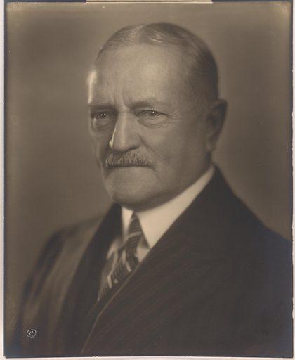 John Joseph Pershing. Sitter: John Joseph Pershing, 13 Sep 1860 – 15 Jul 1948. Date: 1920s. Record ID: npg_NPG.84.253.