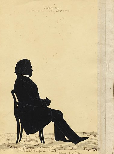 Henry Adams Bullard. Sitter: Henry Adams Bullard, 1788 – 1851. Date: 1840s. Record ID: npg_S_NPG.91.126.123.B.