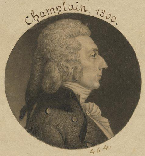 Christopher Grant Champlin. Sitter: Christopher Grant Champlin, 12 Apr 1768 – 18 Mar 1840. Date: 1800s. Record ID: npg_S_NPG.74.39.10.39.