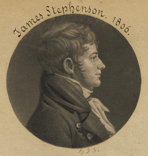 Joseph Hopper Nicholson. Sitter: Joseph Hopper Nicholson, 15 May 1770 – 4 Mar 1817. Date: 1800s. Record ID: npg_S_NPG.74.39.11.2.