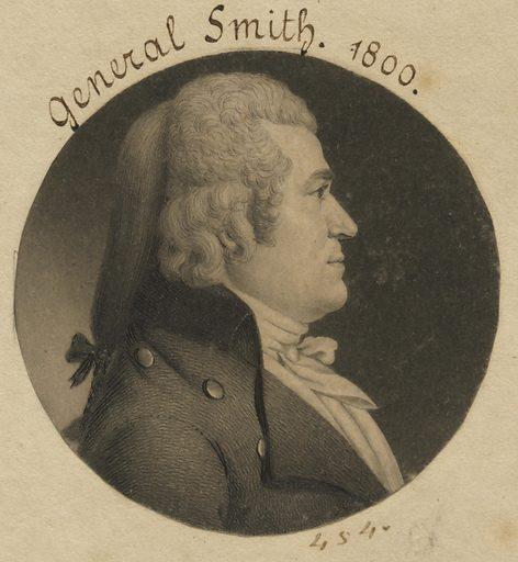 Samuel Smith. Sitter: Samuel Smith, 27 Jul 1752 – 22 Apr 1839. Date: 1800s. Record ID: npg_NPG.74.39.10.29.