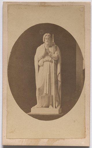 St. Thaddeus. Date: 1850s. Record ID: npg_AD_NPG.85.17.a.