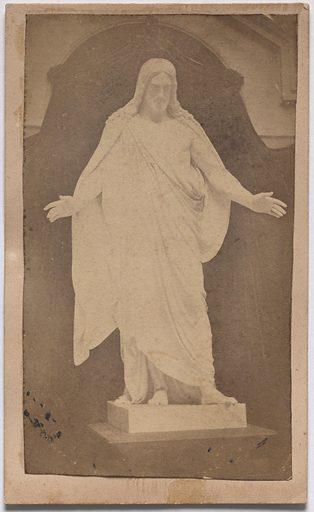 Christ. Date: 1850s. Record ID: npg_AD_NPG.85.17.m.